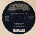 7 Samurai/MARVIN & STEVIE  12""