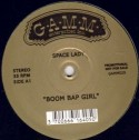 Space Lady/BOOM BAP GIRL 12""