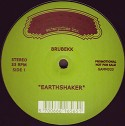 Brubekk/EARTHSHAKER (1-SIDED) 12""