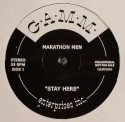 Marathon Men/STAY HERE EP 12""