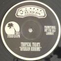 "Tropical Treats/AFRIKAN RIDDIMS 12"""