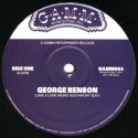 George Benson/LOVE X LOVE (KOKO EDIT)12""
