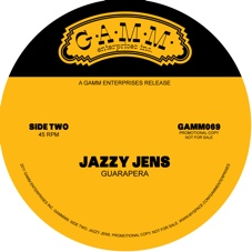 Jazzy Jens/UNDISPUTED-GUARAPERA 12""