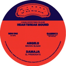 Heartbreak Sound/EP 1 12""