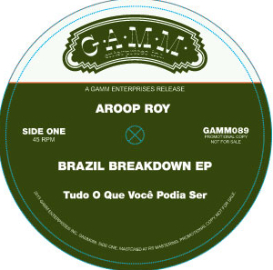 Aroop Roy/BRAZIL BREAKDOWN EP 12""