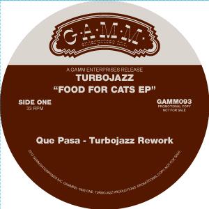 """Turbojazz/QUE PASA & NEBULOSA 12"""""""