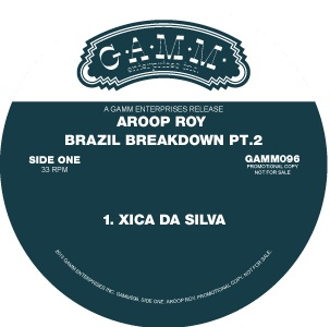 Aroop Roy/BRAZIL BREAKDOWN PT. 2 12""