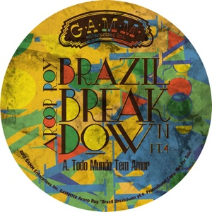 Aroop Roy/BRAZIL BREAKDOWN PT. 4 12""