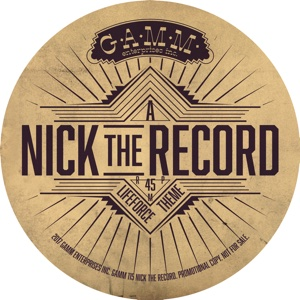 Nick The Record/LIFEFORCE THEME 12""