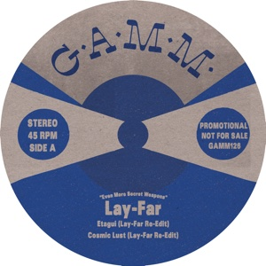 """Lay-Far/EVEN MORE SECRET WEAPONS 12"""""""