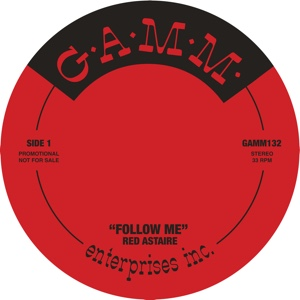 Red Astaire/FOLLOW ME 7""