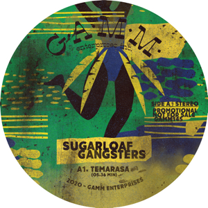 "Sugarloaf Gangsters/TEMARASA 12"""