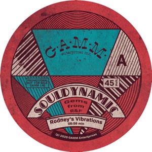"""Souldynamic/RODNEY'S VIBRATIONS 12"""""""