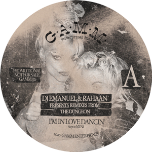 DJ Emanuel & Rahaan/REMIXES FROM... 12""