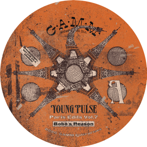 Young Pulse/PARIS EDITS VOL. 7 12""