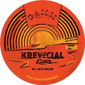 """Krewcial/GAMM EDITS: JAZZ SALSA 12"""""""