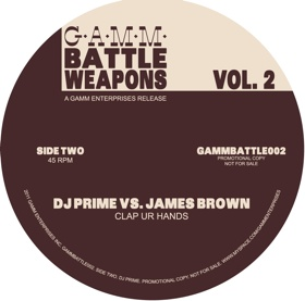 Various/GAMM BATTLE WEAPONS VOL. 2 12""