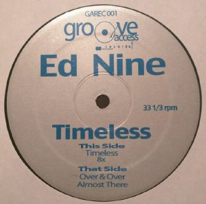 Ed Nine/TIMELESS 12""