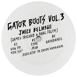 "Soul Clap & J. Belushi/GATOR BOOTS 3 12"""