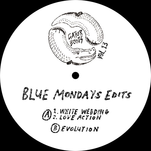 Blue Mondays/GATOR BOOTS VOL. 13 12""