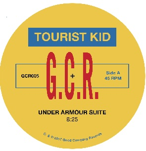 Tourist Kid/UNDER ARMOUR SUITE 12""