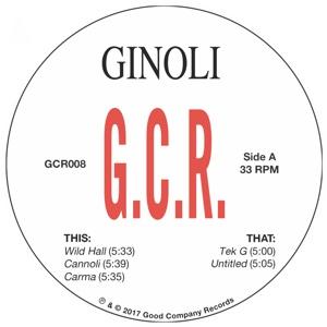 "Ginoli/GCR008 12"""