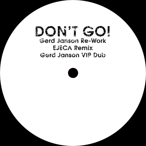 Julie McDermott/DON'T GO-GERD JANSON 12""