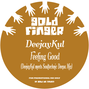 DeejayKul/FEELING GOOD 12""
