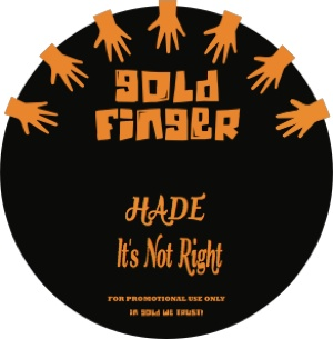 Hade/IT'S NOT RIGHT 12""