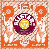 "Various/ALL STAR 45""S (GHETTO FUNK) 7"""