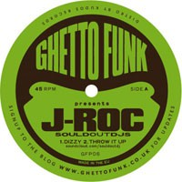 J-Roc/GHETTO FUNK PRESENTS  12""