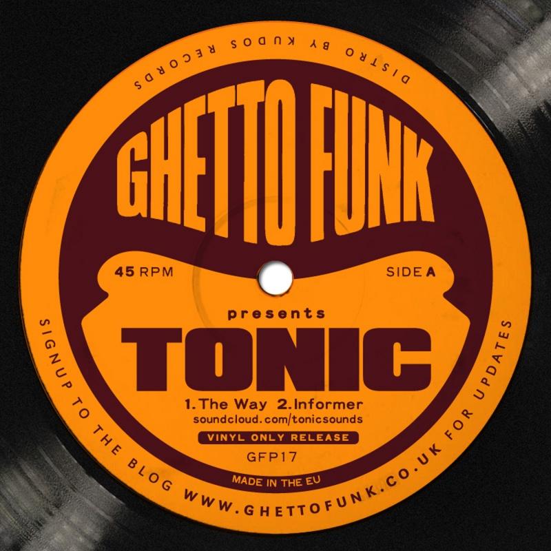 "Tonic/GHETTO FUNK PRESENTS EP 12"""