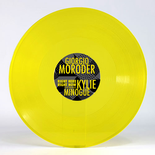 Giorgio Moroder/RIGHT HERE-K.S. RMXS 12""