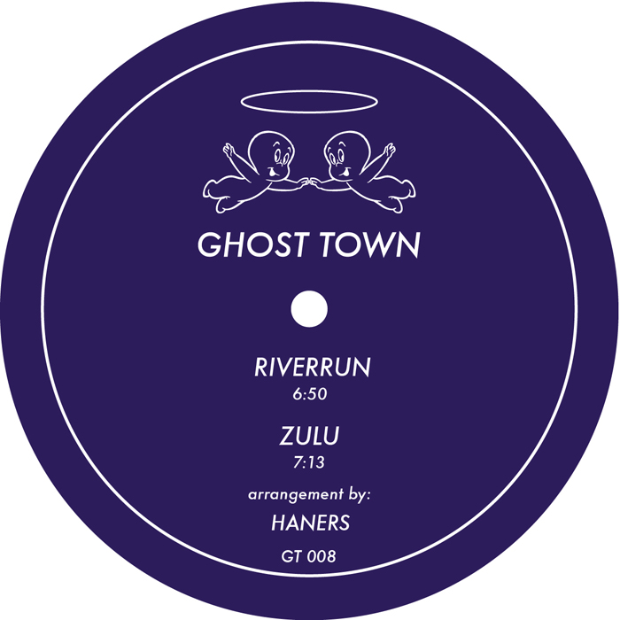 Ghost Town/RIVERRUN & ALL THE WAY 12""