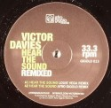 Victor Davies/HEAR THE SOUND REMIX 12""