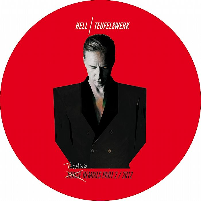 DJ Hell/THE DJ (SPENCER PARKER EDIT) 12""