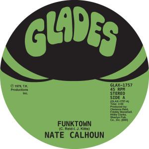 "Nate Calhoun/FUNKTOWN 7"""