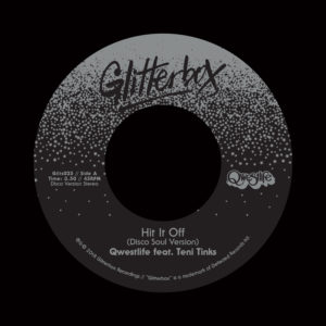 Qwestlife/HIT IT OFF 7""