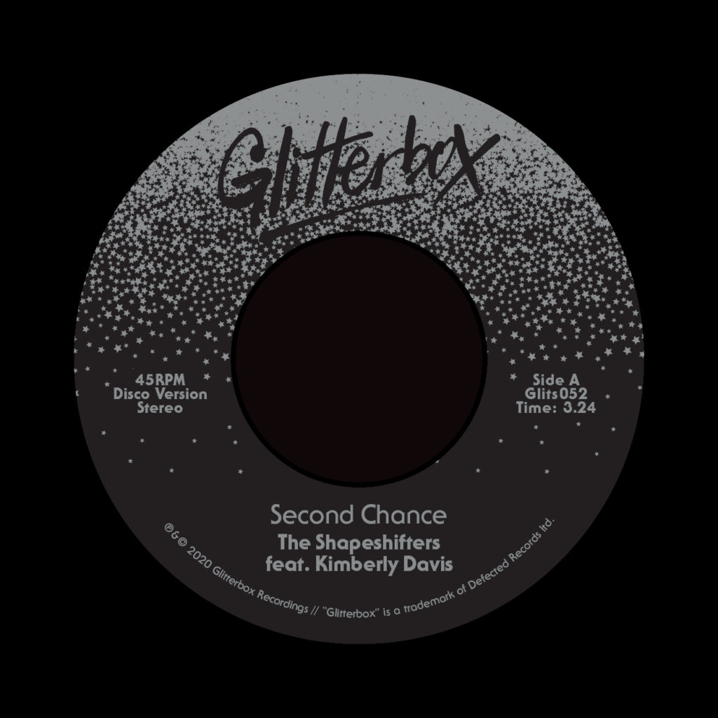 Shapeshifters/SECOND CHANCE 7""