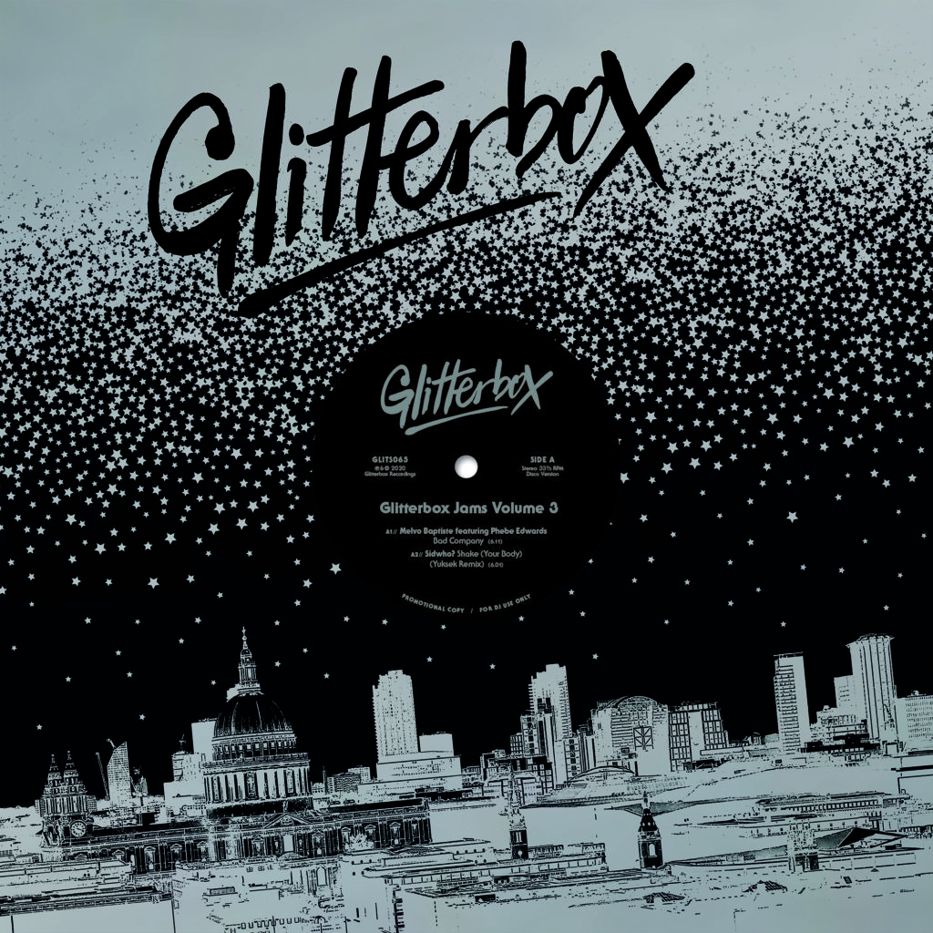 Various/GLITTERBOX JAMS VOL 3 12""