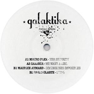 """Various/GALAKTIKA EP 12"""""""