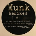 Munk/REMIXED 12""