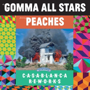 Gomma All Stars/CASABLANCA REWORKS 12""
