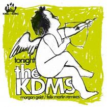 KDMS/TONIGHT (MORGAN GEIST REMIX) 12""