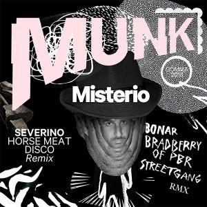 """Munk/MISTERIO 12"""""""