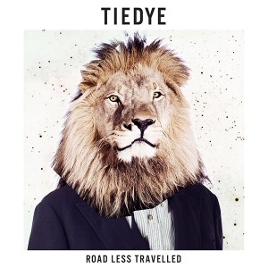 """Tiedye/ROAD LESS TRAVELLED 12"""""""