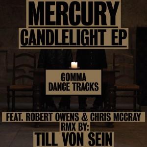 "Mercury/CANDLELIGHT EP 12"""