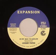 Gregory Porter/ON MY WAY & 1960 WHAT 7""