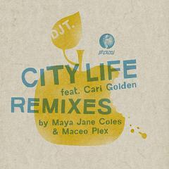 """DJ T/CITY LIFE-MACEO PLEX, M.J.COLES 12"""""""