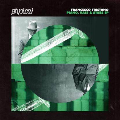 Francesco Tristano/PIANO,HATS,STABS 12""